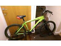 Diamondback mountain bike with 26 wheel size