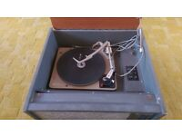 Defiant HF5 - Garrard vintage record player
