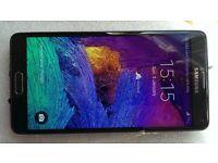 Samsung Galaxy Note 4 SM-N910F - 32GB - Black (Vodafone)