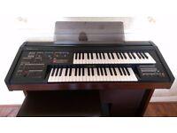 Yamaha Electone HC-4W Electonic Keyboard/Organ