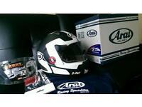 Arai Rebel Helmet.....Size M/L