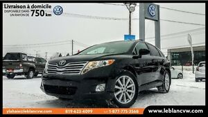 2011 Toyota Venza LIMITED AWD CUIR+TOIT PANO+CAM