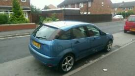 Ford Focus 1.8tddi full mot
