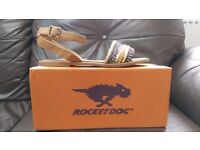 ****REDUCED FOR QUICK SALE**** Brand New & Boxed - Rocket Dog Women's Tan Sandals - Size 7