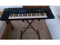 Casio midi CT-470 keyboard