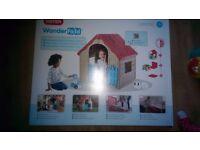 Keter WonderFold Outdoor/ Indoor Playhouse