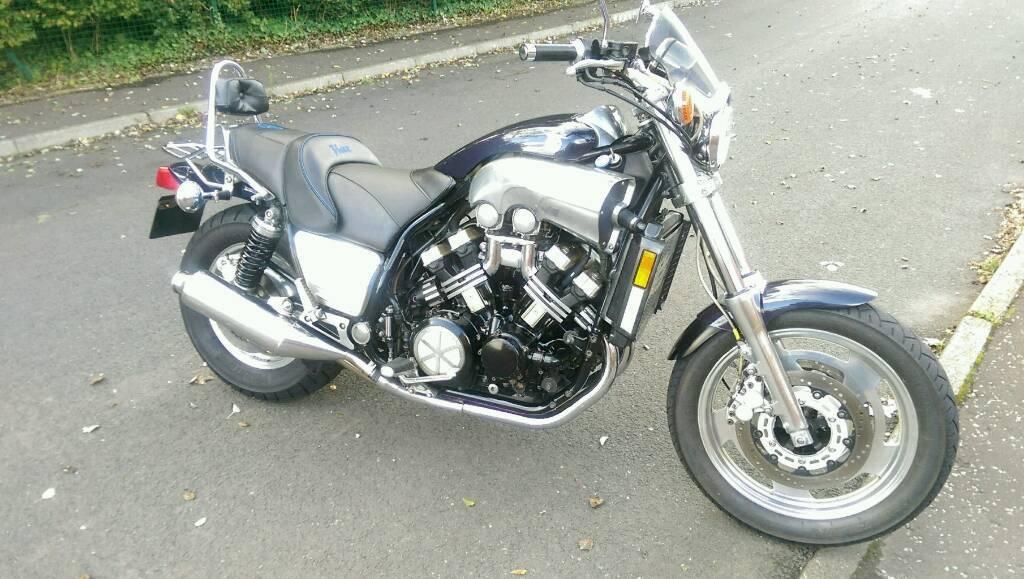 Buy 1995 Yamaha Vmax 1200 Sportbike on 2040-motos