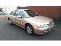 Rover 620 SLi saloon Full S/H 1owner