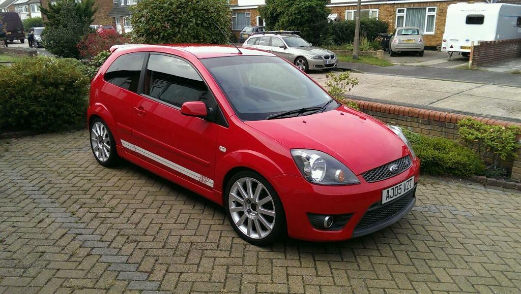 ford fiesta st 150 2005 red in hullbridge essex gumtree. Black Bedroom Furniture Sets. Home Design Ideas