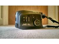 JVC Handheld Compact VHS Video Tape Camcorder