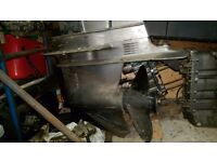 Outboard 75hp gearbox mariner