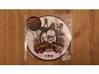 "Electric Six 'Radio Ga Ga' Picture Disc 7"" Vinyl Single"
