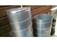 """round spiral ducting 315mm / 12"""" various sizes"""