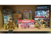 Star Wars, Corgi, Lego, Palitoy, Mego, He Man, Transformers, Action Man, My Little Pony