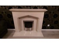 Fire place for sale, good condition.