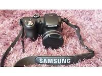 Samsung WB110 20.2MP Camera