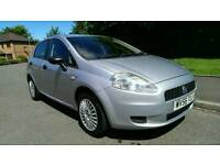 2006 56 FIAT GRANDE PUNTO 1.2 ACTIVE 5 DOOR * LOW MILEAGE *