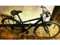 HYBRID ladies town bike SMALL