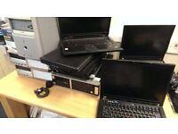 Joblot of 11 x Laptops and 3 x Desktops - Spares