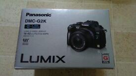 Panasonic G2 digital camera in blue USED *very good condition*