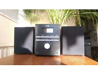 LogikLCDHF512 Micro Hi-Fi with CD/MP3 PLAYER- 10W Stereo
