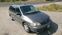 2001 Ford Windstar Minivan (PRICE REDUCED)