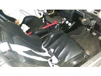 Ibiza Cupra 20VT Mk3 65k miles - unfinished project