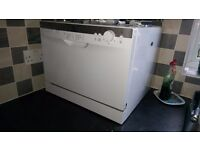Indesit ICD661 Table Top Dishwasher
