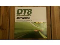 DT8 featuring Roxanne Wilde 'Destination' 12 inch Vinyl Single