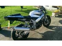 Suzuki gsxr750/street fighter/track bike/project