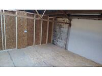 Workshop, Studio or Storage Space | 24hr Access | Monthly Rolling Contract