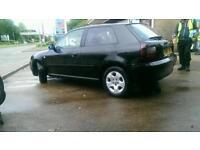 Audi a3 1.6 petrol 2001