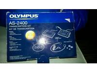 Olympus as-2400 transcription kit