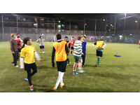 8 a side football - Tuesday 14 Feb