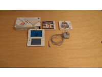Nintendo 3ds xl 90% larger RRP £210. 2 games, plus a charger, originally didnt come with the 3ds.
