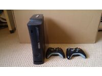XBOX 360 ELITE 120GB HDD + All hardware, 2 wireless controllers and 16 GAMES!!!