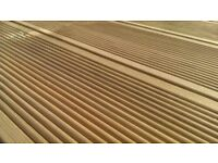 New Swedish High quality Decking And Base To Cover 3.6m x 3.6m