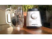 Magimix Le Blender 11615 – 1.8L glass jar – 1200W- silver finish