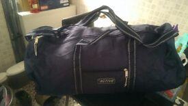 Travel holdal bags
