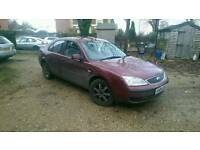 Ford mondeo2004 2.0