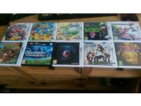 3DS NINTENDO GAMES FROM £10