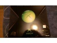 Original XBOX Bundle. Read Description