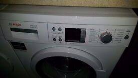 Faulty Bosch Washing Machine