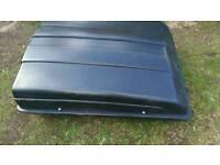 Large roof box FREE