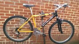"Diamond Back Bike 26"" Wheels Aluminium frame"