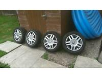 Vw 16 inch alloy wheels