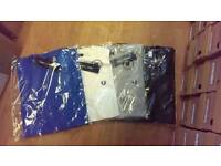 Fred Perry t shirts M L XL