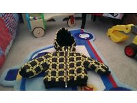 Genuine Baby Versace Jacket Age 6 Months