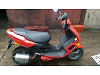 scooter peugeot speedfight 100cc