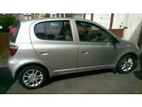 Toyota yaris 1.3 auto. Very well looked after.